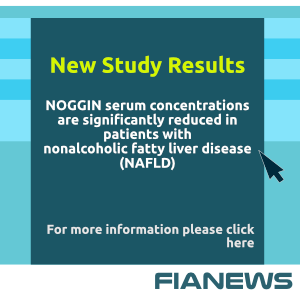 New Study Results NOGGIN serum concentrations are significantly reduced in patients with nonalcoholic fatty liver disease (NAFLD)